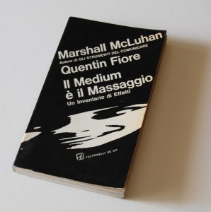 Marshall McLuhan - Quentin Fiore