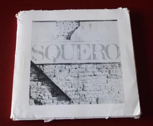 SQUERO - MY SELF PRINT Milano 80-Anterem Verona