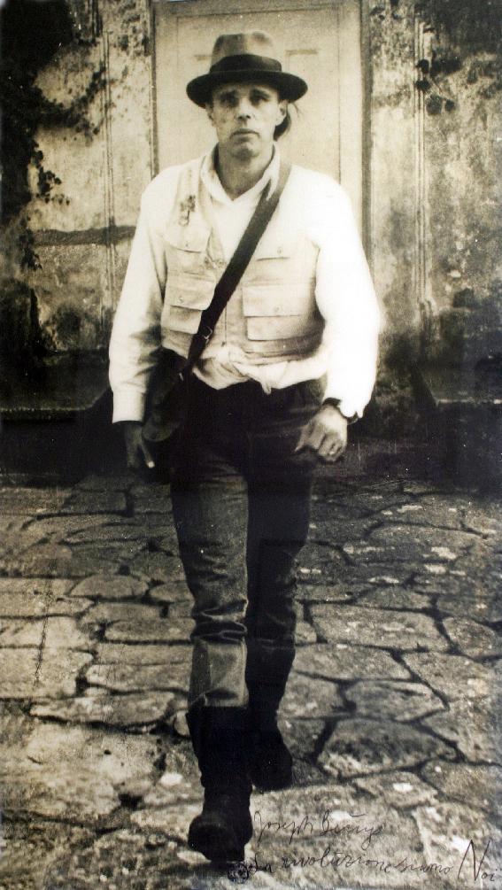 Joseph Beuys La Rivoluzione siamo Noi