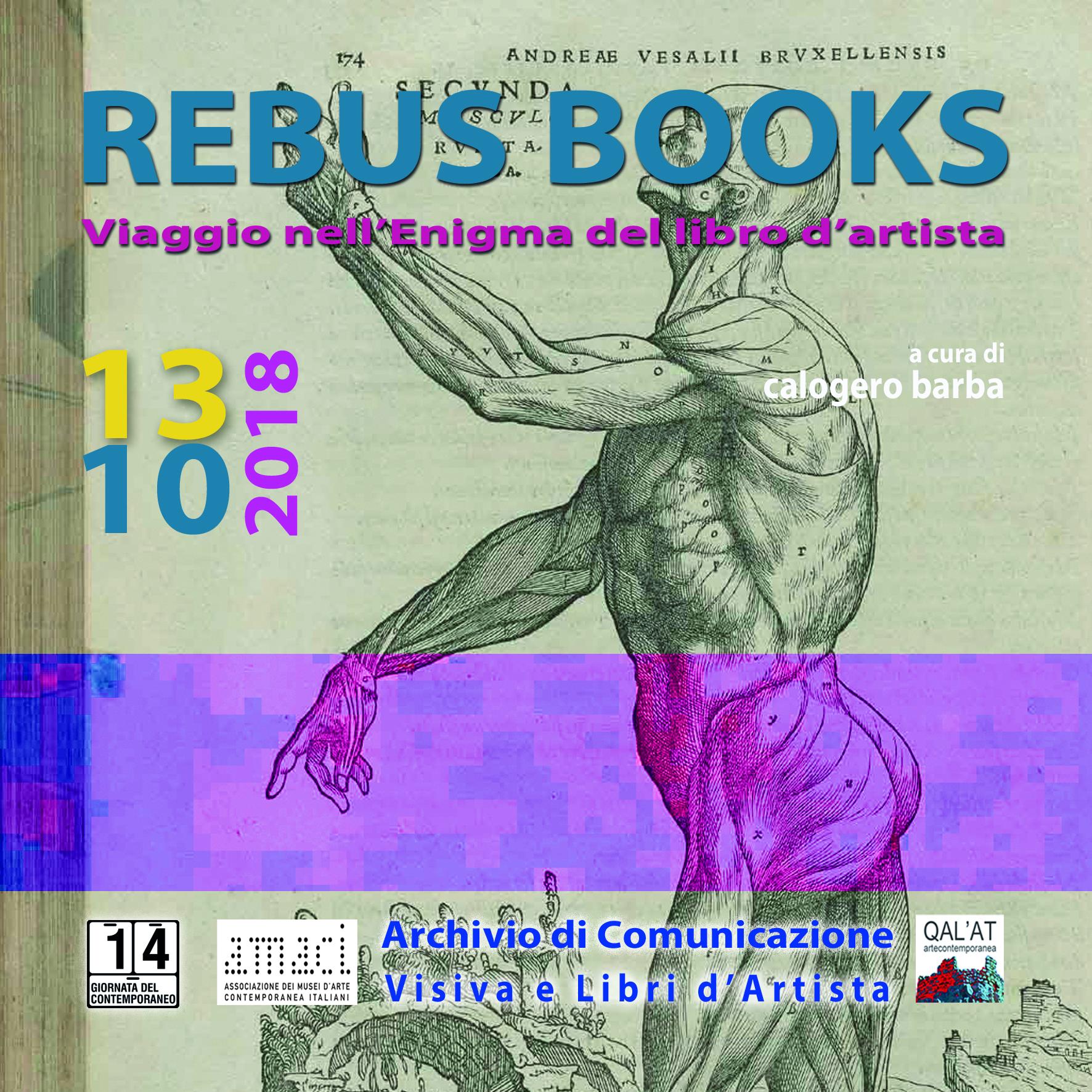 rebus books